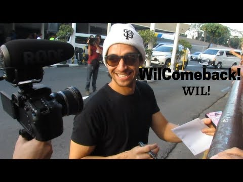 Welcome back Wil Dasovich!! Ft. Jako De Leon & Wilodia Shippers