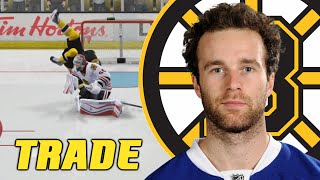 NHL Trade: Connolly - 2nd 2015, 2nd 2016