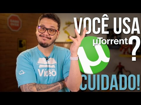 Wanna Cry E RISCOS Do UTorrent - CeV Responde #073