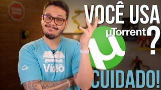 Wanna Cry e RISCOS do uTorrent - CeV Responde #073