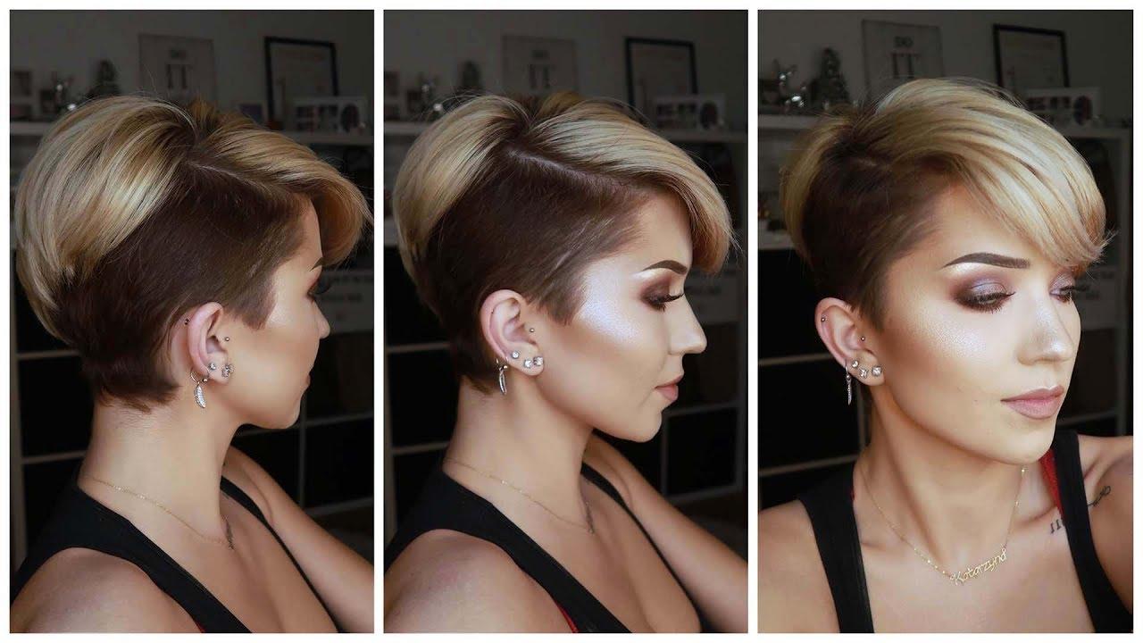 Tutorial Włosowy Jak Układam Krótkie Włosy Kitulec