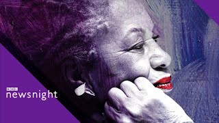 FROM THE ARCHIVES: Toni Morrison on 'fierce females' (2003) - BBC Newsnight