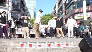 GAME CHANGER vol.1 POPPING SIDE BATTLE PRESELECTION 2 'GROUP A'