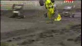 wild ride in sprint car
