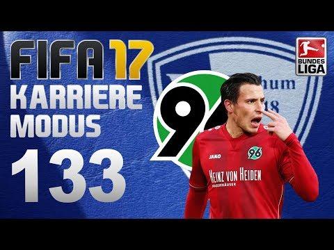 FIFA 17 Karrieremodus | Part 133 | Saison 3 - Bundesliga - 28. Spieltag | Hannover 96