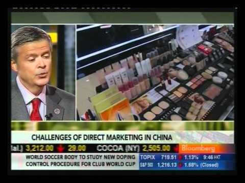 """Bloomberg - """"Challenges of direct marketing in China"""""""