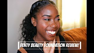 Fenty Beauty Foundation Review! | Honest Thoughts.