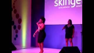 Like a prayer/Sweet dreams - Vanessa Jackson & Francine Moraes