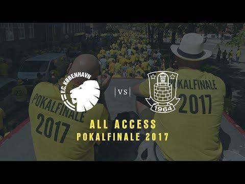 All Access: Pokalfinale 2017 | brondby.com