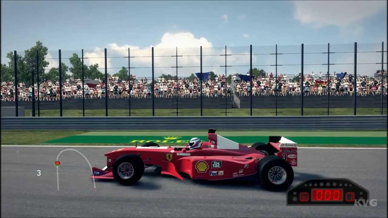F1 2013 Ferrari F399 1999 Gameplay Hd Youtube