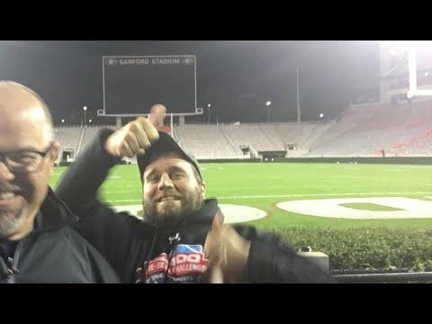 Georgia Bulldogs On UGASports.com: LIVE Post-Game NSFW Chat