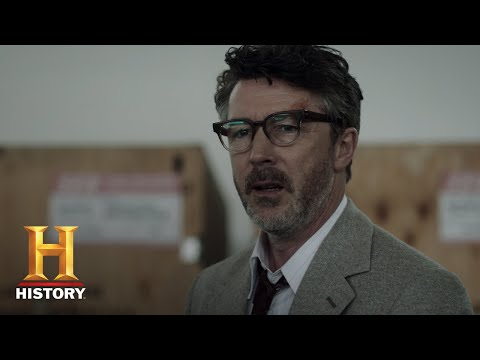 Project Blue Book: The Men In Black Revealed (Season 2) | History