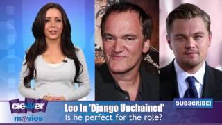 leonardo dicaprio rumored to play villain in quentin tarantinos django unchained