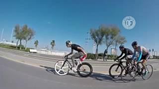 Fire Extinguisher under bike