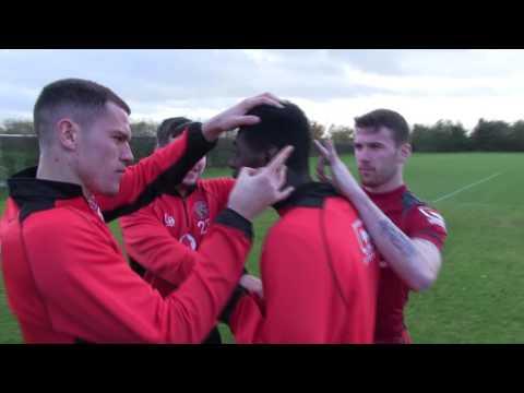 #MannequinChallenge | Walsall Football Club Training Day