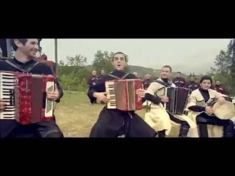 грузински песни видео клипам