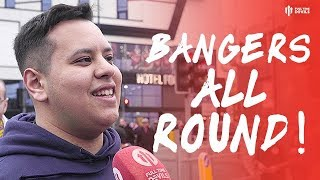 BANGERS ALL ROUND!!! Manchester United 3-2 Southampton
