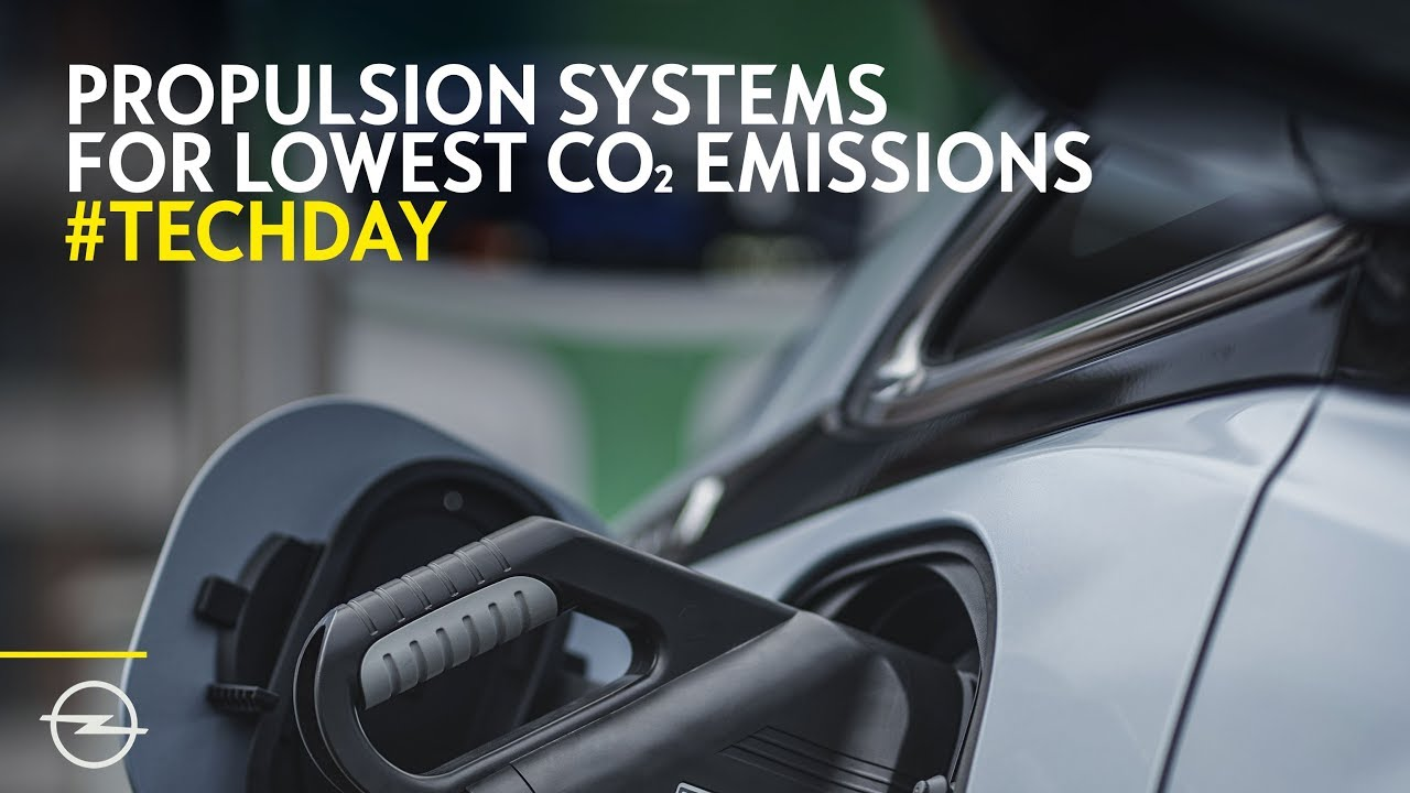 #TechDay: Propulsion Systems for Lowest CO2 Emissions