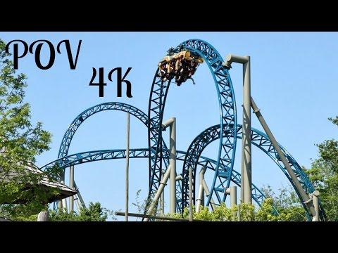 Anubis The Ride - POV - 4K | Best Coaster In Belgium | GoPro Hero 5 Black