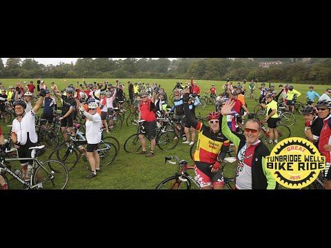 Great Tunbridge Wells Bike Ride 2015