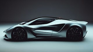 Lotus launches all-electric hypercar   AFP