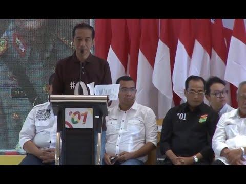 Temui Pendukung di Palembang, Jokowi Sampaikan Optimisme di Pilpres Mp3