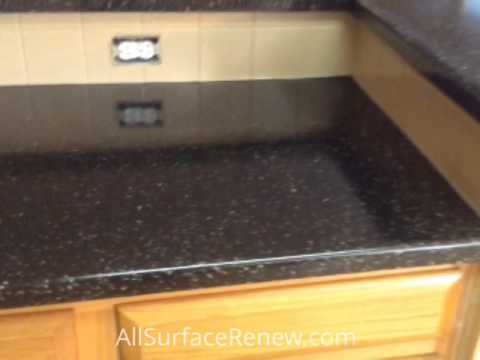 Refinishing Corian Countertop