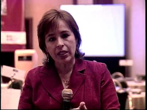 Interview with Mrs. Nidia Vilchez, Minister for Women and Social Development of Peru, December 2009