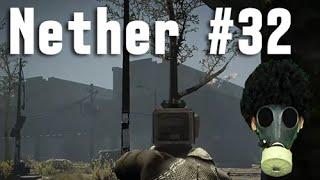 Nether プレイ動画 #32 サバイバルホラーFPSのNetherに挑戦「ネザーの気配」 ゲーム実況 Nether gameplay