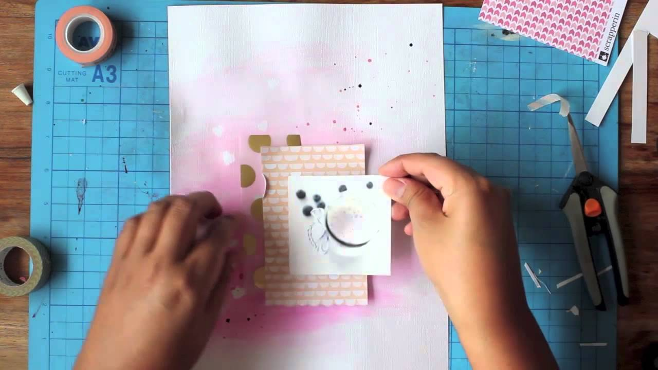 How to scrapbook at home - How To Scrapbook At Home How To Scrapbook At Home 13