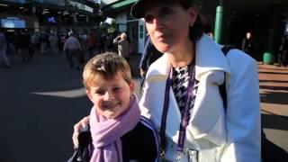 Wimbledon Fans React To Andy Murray Reaching 2012 Final