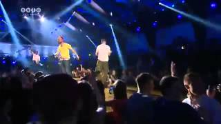 Repeat youtube video Zulu Awards 2013 Clemens feat. Club Zenzyg
