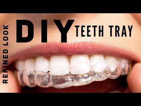 Homemade Teeth Whitening Paste | DIY
