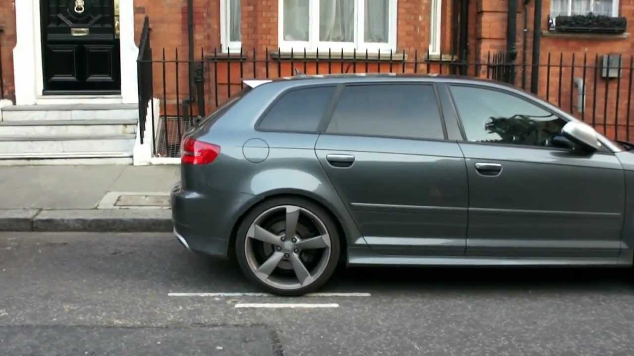 wnt 2012 audi rs3 walk around central london youtube. Black Bedroom Furniture Sets. Home Design Ideas
