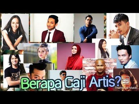 Download Berapa Gaji Artis Malaysia dalam sekali persembahan || Pendapatan IG Review 2020