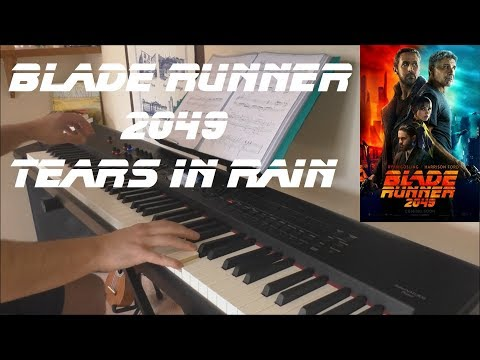 Blade Runner 2049 Theme - Piano Cover & Sheet