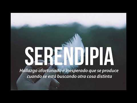 Serendipia - YouTube
