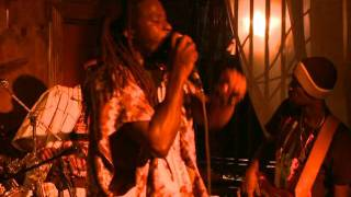 The Royal African Soldier RasTakura Live with Roots Uprising Band