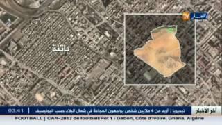قوات الجيش تقضي على 5 إرهابيين ببلدية تازولت ولاية باتنة