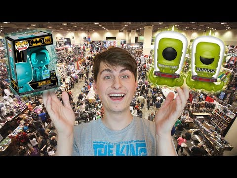 $3 Funko Pops At The EB Games Booth | Fan Expo Canada 2019