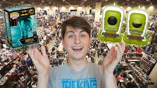Baixar $3 Funko Pops at the EB Games Booth   Fan Expo Canada 2019