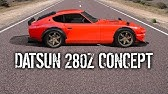B is for Build - Widebody Rocket Bunny 280Z Concept