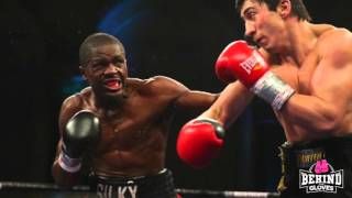 "Wilky Campfort: ""I was very shocked I got the call!"" to fight Jermall Charlo for the IBF title"