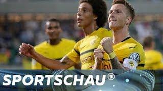 5 Gründe, warum Borussia Dortmund fit für den Titel ist  Sportschau