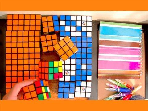 Rubik's Cube Stop Motion - Joe Penna