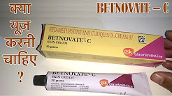 How to use Betnovate C skin cream | Reviews, Uses, Benefits & Side effects | Hindi