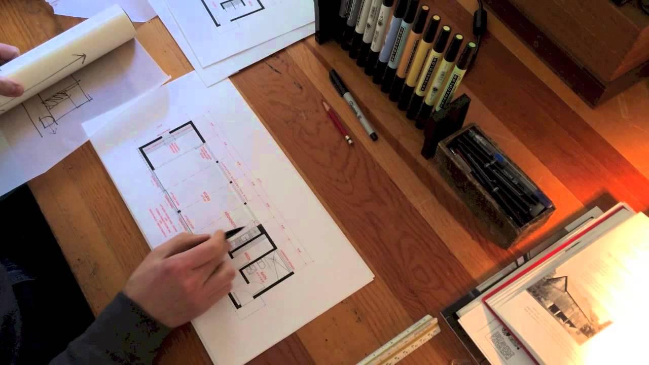 Architect S Design Process Modern Barn Studio Youtube