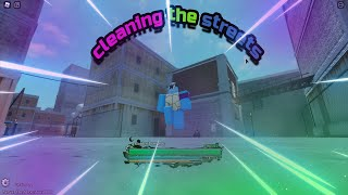Cleaning The Streets Of Mighty Secunda