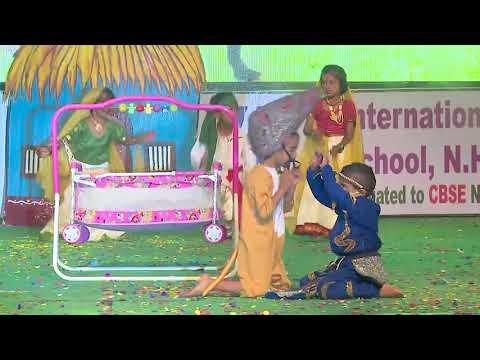 Vagdevi School Holalkere – Vagdevi Sourabha 2018 – Keliddu sullagabahudu