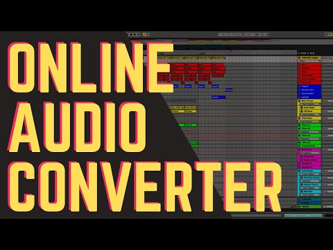 Audio Songs Converter Into Mp3 Online (WAV, Mp3 and Mp4)
